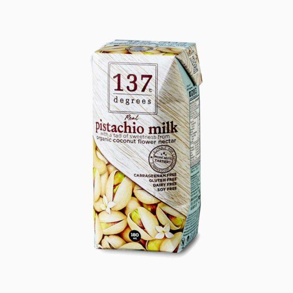 Молоко фисташковое, 137 Degrees, 180 мл