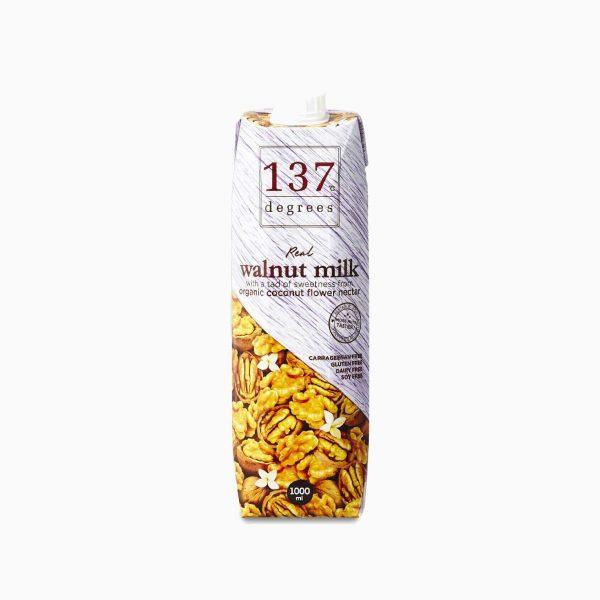 Молоко из грецкого ореха, 137 Degrees, 1 л
