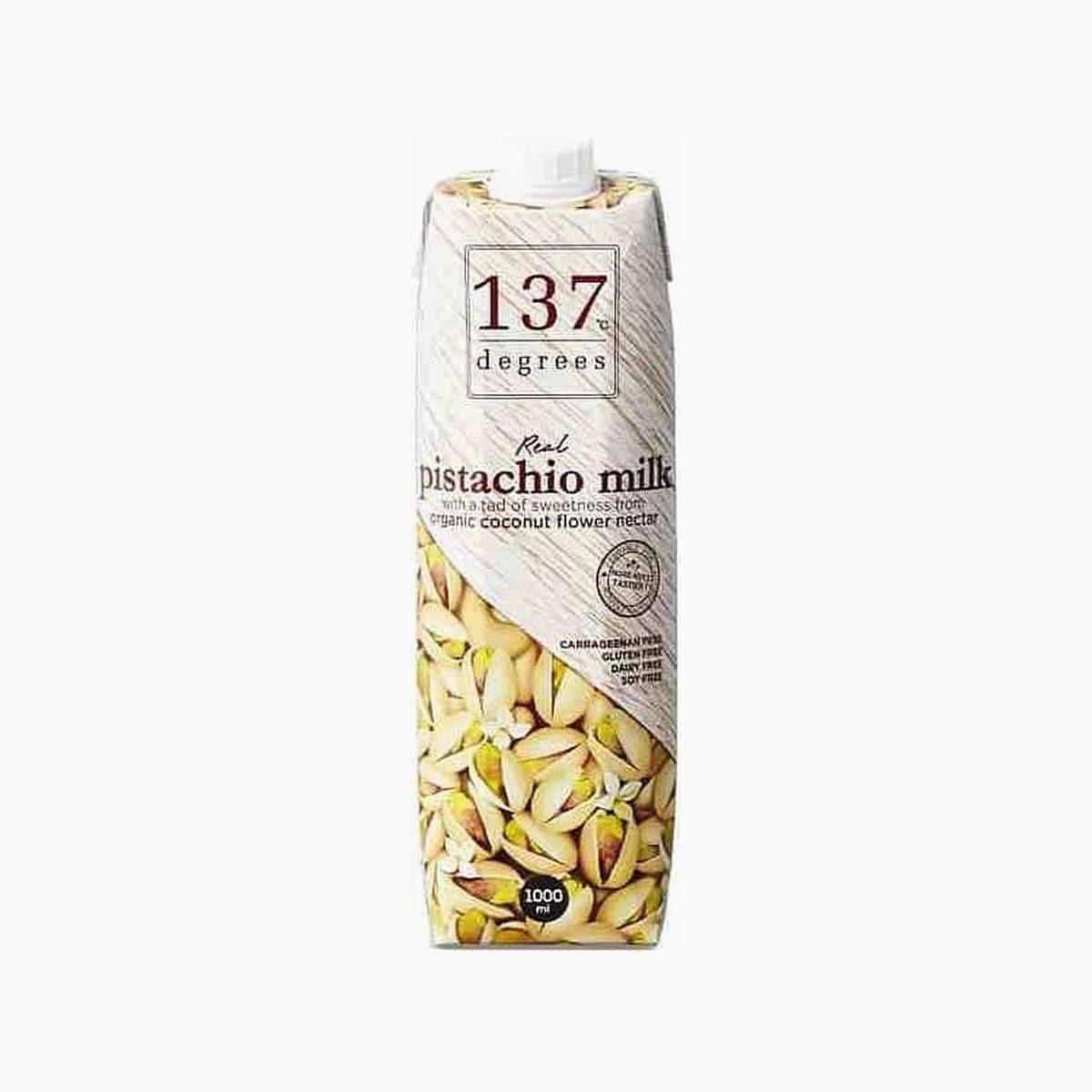 Молоко фисташковое, 137 Degrees, 1 л