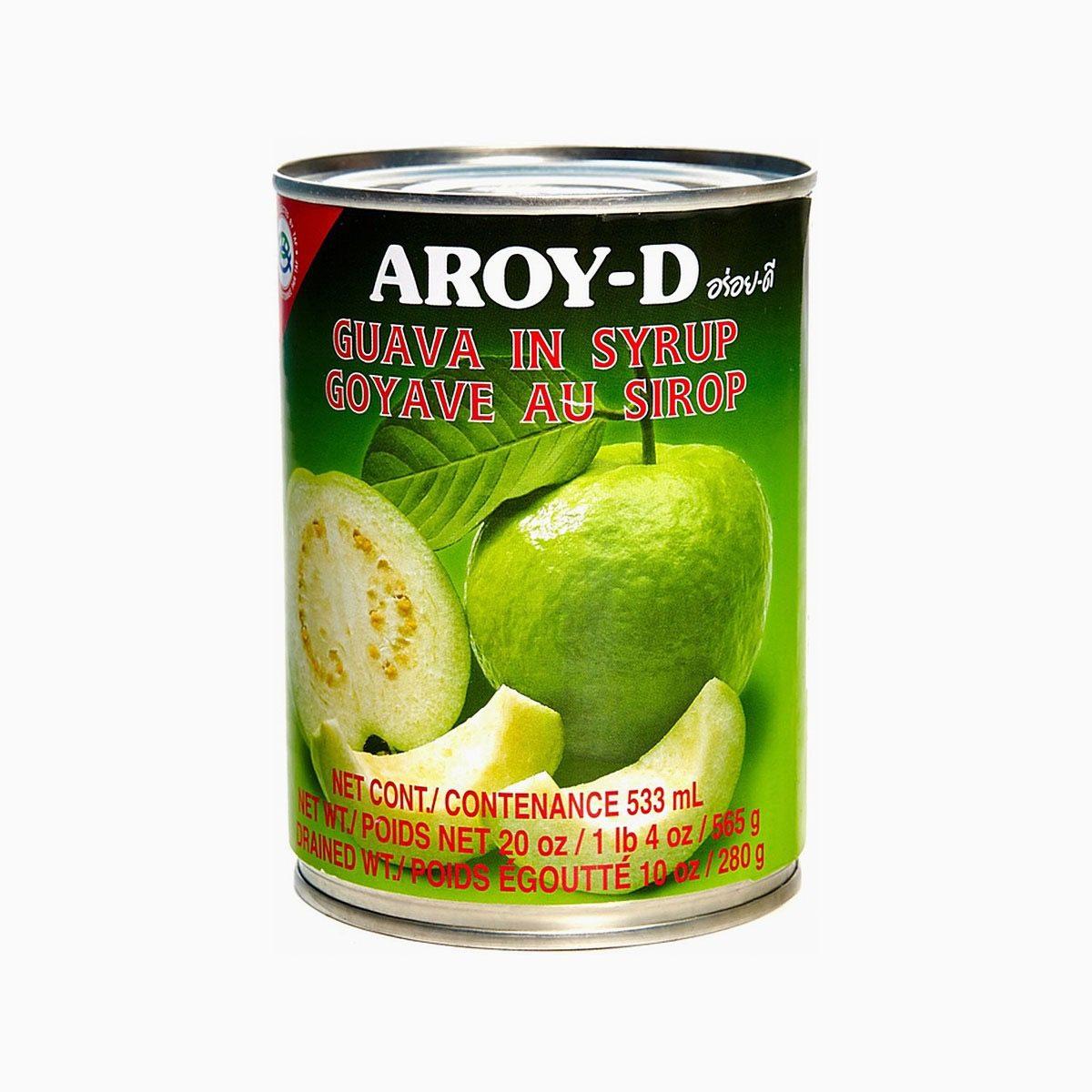 Гуава в сиропе, Aroy-d, 565 гр