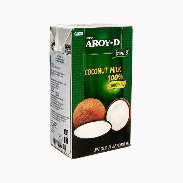 Кокосовое молоко, Aroy-d, 1 л