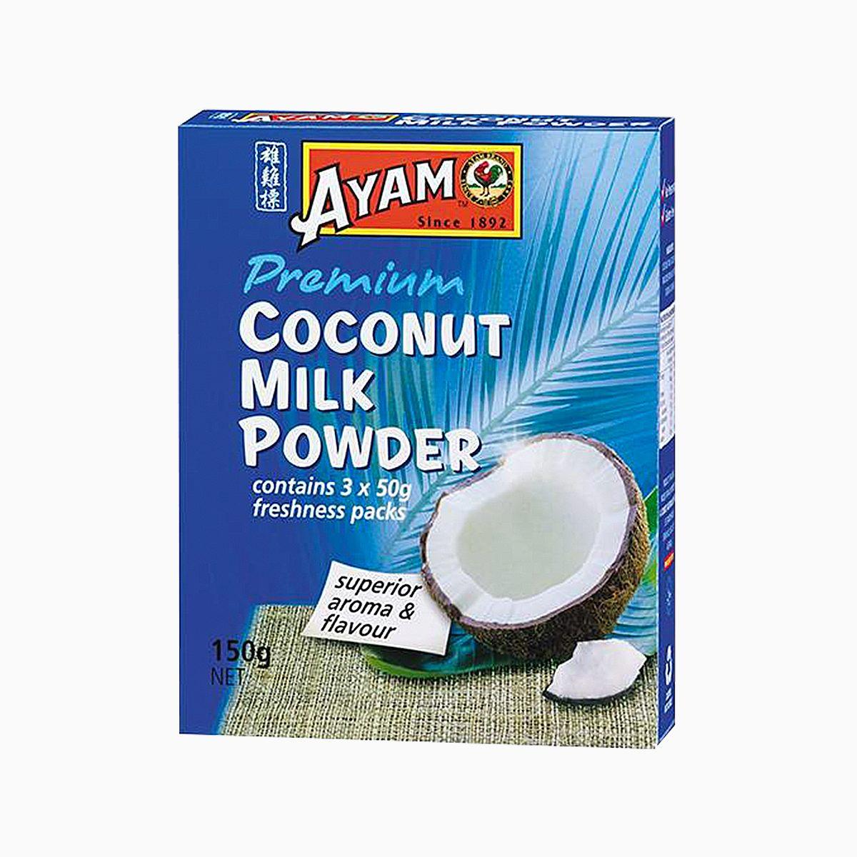 Кокосовое молоко сухое, Ayam, 150 гр