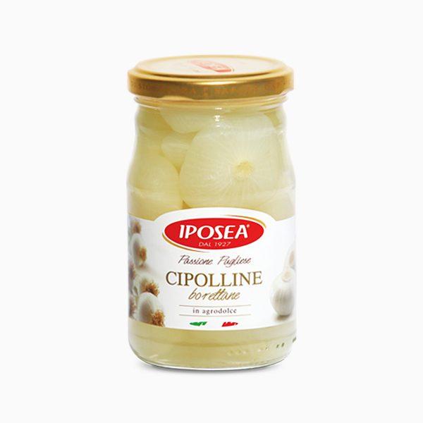 Луковички в уксусе, Iposea, 290 гр