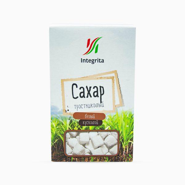 Сахар тростниковый белый кусковой, Интегрита
