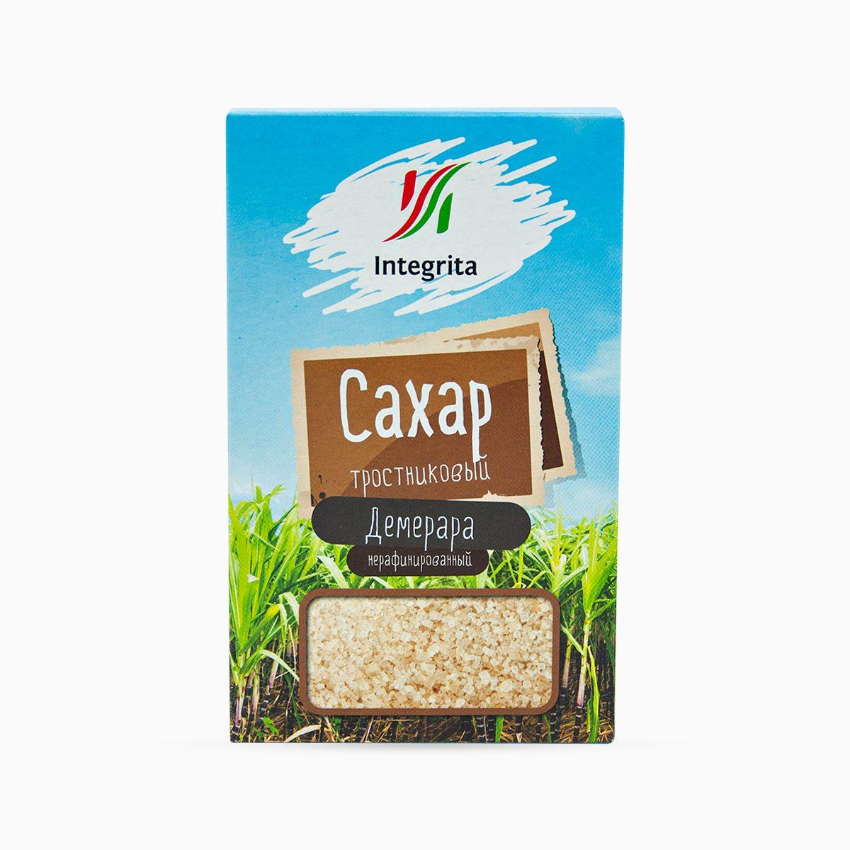 Сахар тростниковый нерафинированный, Интегрита