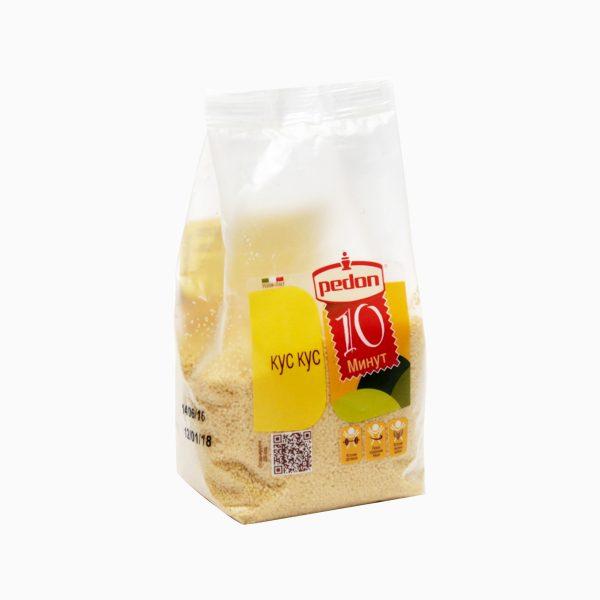 Кус кус из твёрдых сортов пшеницы, Pedon, 250 гр