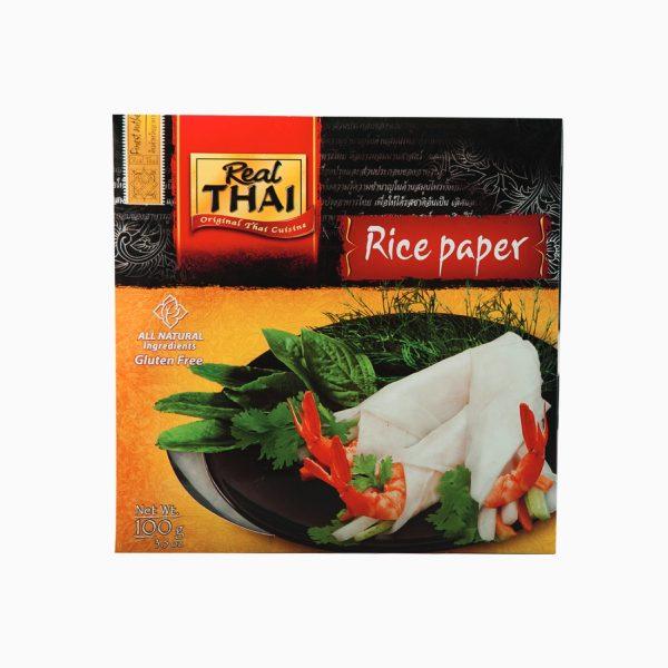 Рисовая бумага 16 см, Real Thai