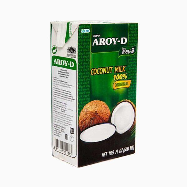Кокосовое молоко, Aroy-D, 500 мл