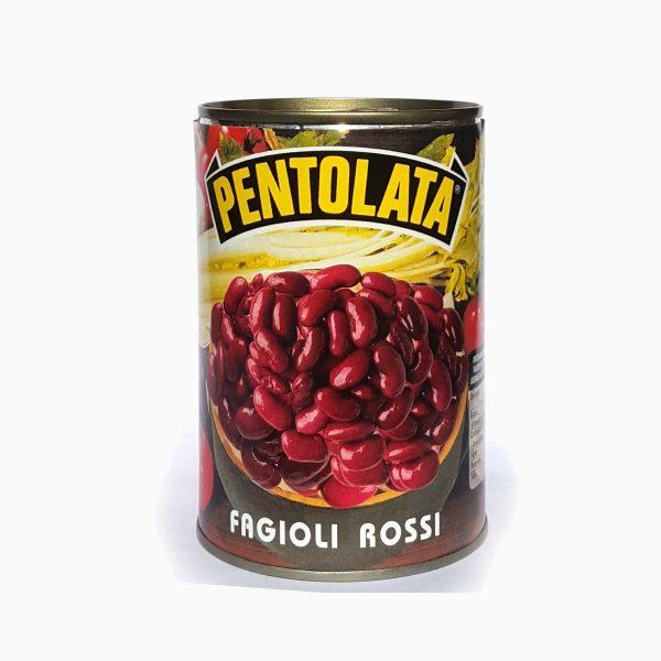 Фасоль красная Ред Кидней, Pentolata, 400 гр