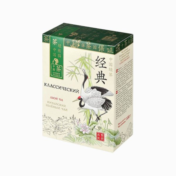 Чай Китайский Классический, Green Panda