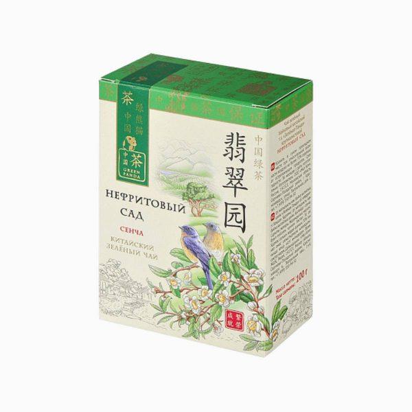 """Чай Китайский Сенча """"Нефритовый Сад"""", Green Panda"""